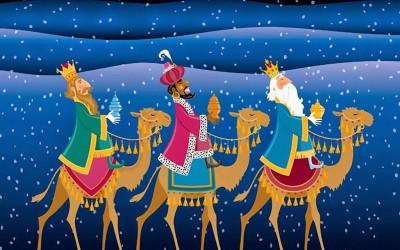 Fiesta de Reyes Magos – Праздник Королей Магов