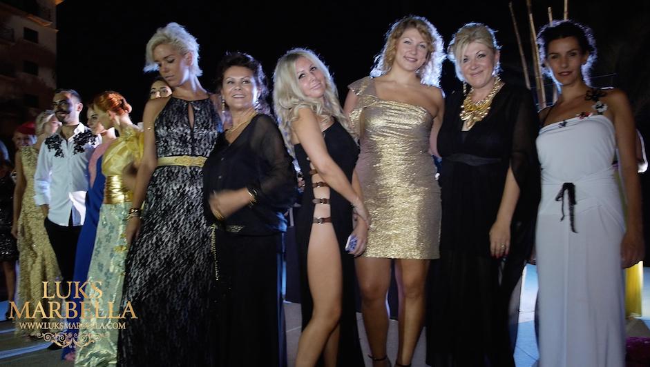Luks Marbella Fashion Awards 2015: los Ganadores