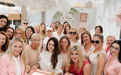 Женский обед Люкс Марбелья в честь 8 марта