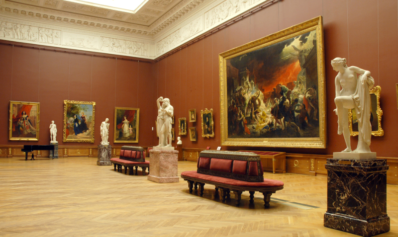 03 museo ruso de malaga por dentro