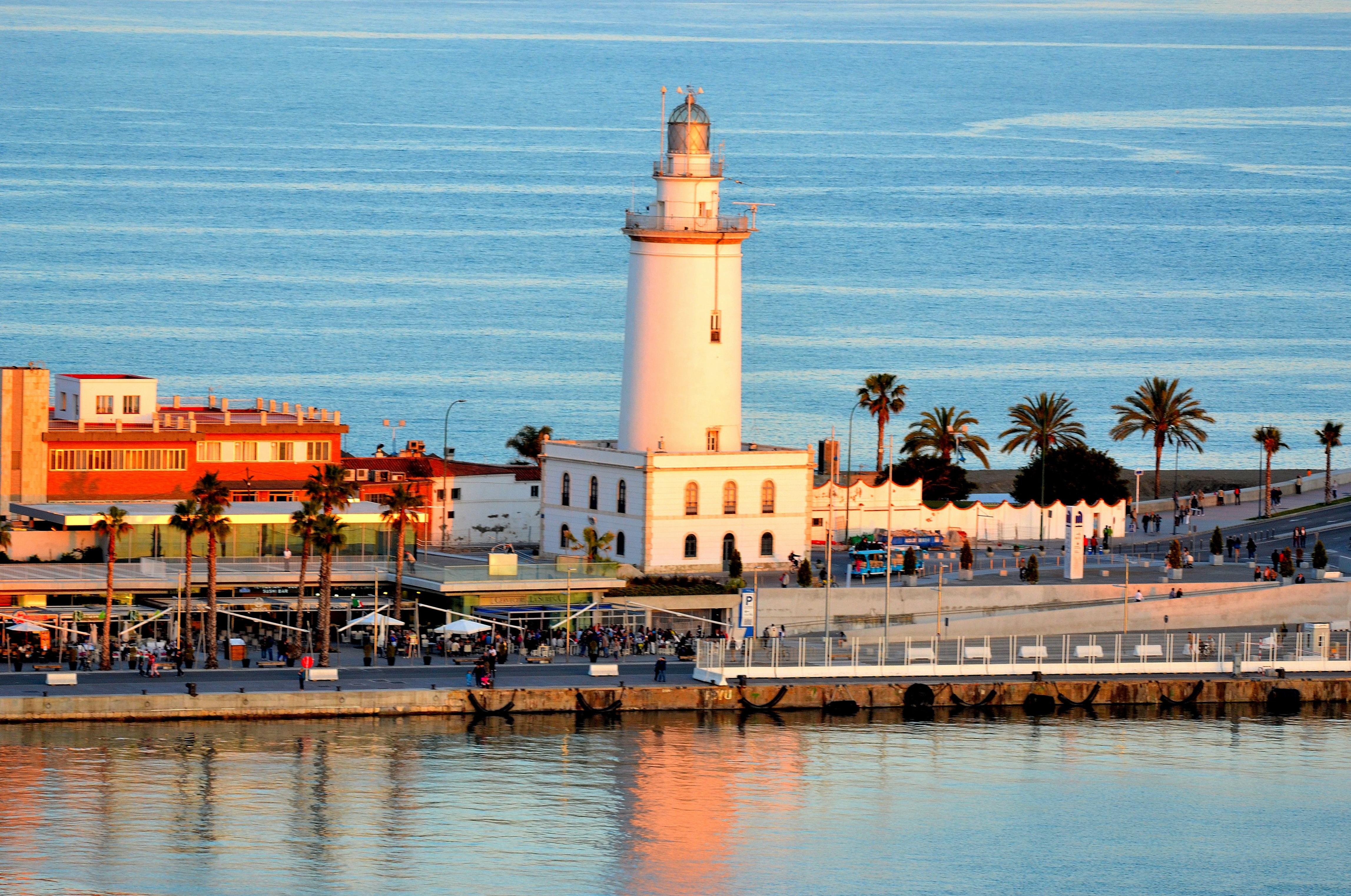 05 puerto malaga