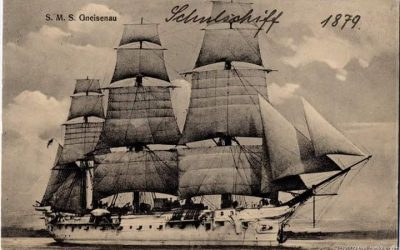 Гибель фрегата Гнейзенау
