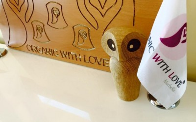 Органик- семейный вечер. Organic with love, OWL.