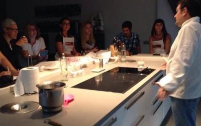 Кулинарная студия Estudio Gastronomico в Марбелье