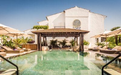 Новый 5* отель в Марбелье только для взрослых! NOBU Hotel Marbella