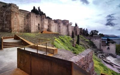 Крепости (castillos) побережья от Тарифы до Салобреньи.