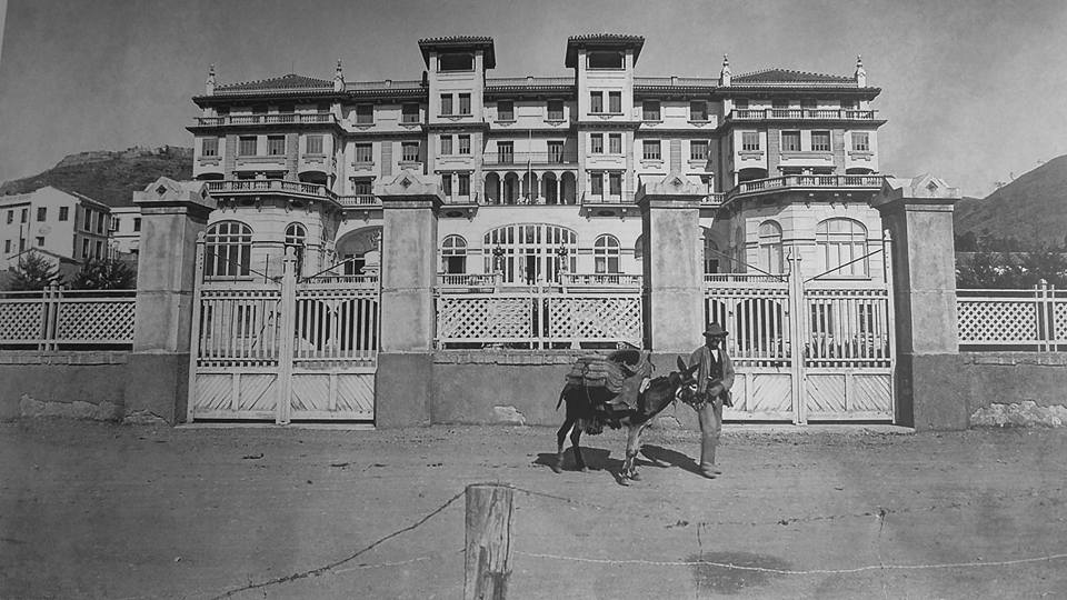 Знаменитый отель Miramar снова «в строю»