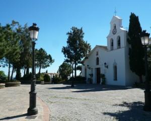iglesia santo domingo de gusman benalmadena pueblo