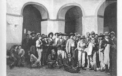 Левые и Правые – две ипостати города Херес де ла Фронтера