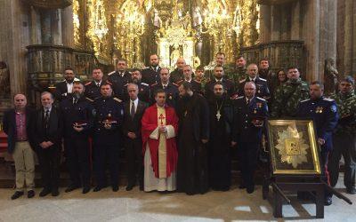 Путь Сантьяго, Галисия – крестный ход Ассоциации Волжских казаков