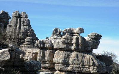 Природный Парк Торкаль ( Parque natural El Torcal)