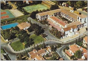 27 Parador+Montemar+vista 1969