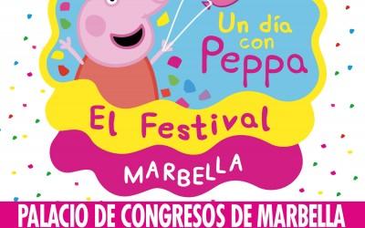 Анонс: впервые в Марбелье! Фестиваль свинки Пеппа 12-13 декабря 2015г.