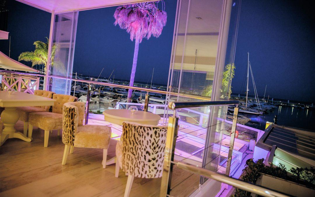 A1 Aretusa – роскошный итальянский ресторан в сердце Пуэрто Бануса с видом на море