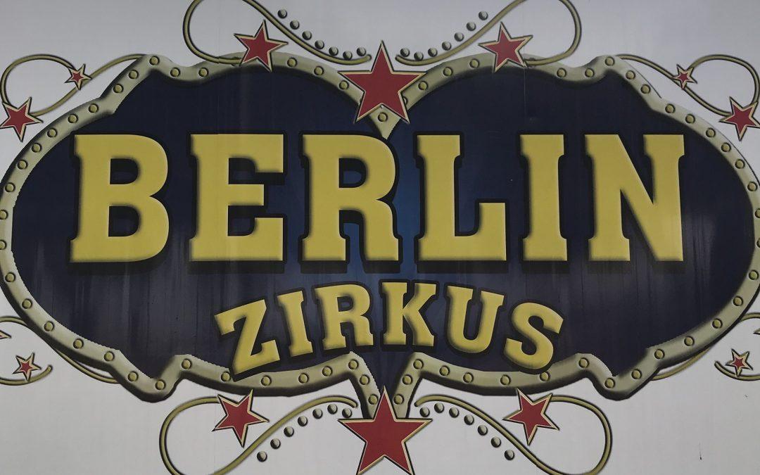 Гастроли Berlín Zirkus в Сан Педро