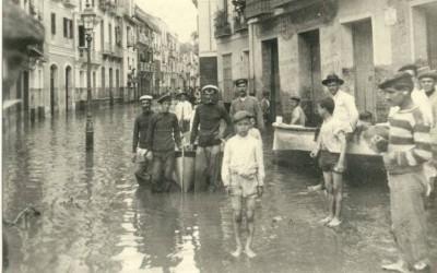 Стихийные бедствия юга Испании