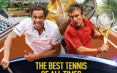 Турнир международных легенд тенниса в Марбелье, Senior Masters Cup, Puente Romano Tennis Club
