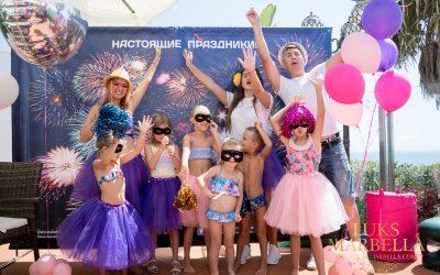Фоторепортаж с нашего семейного праздника @Bronzzzano Beach Club