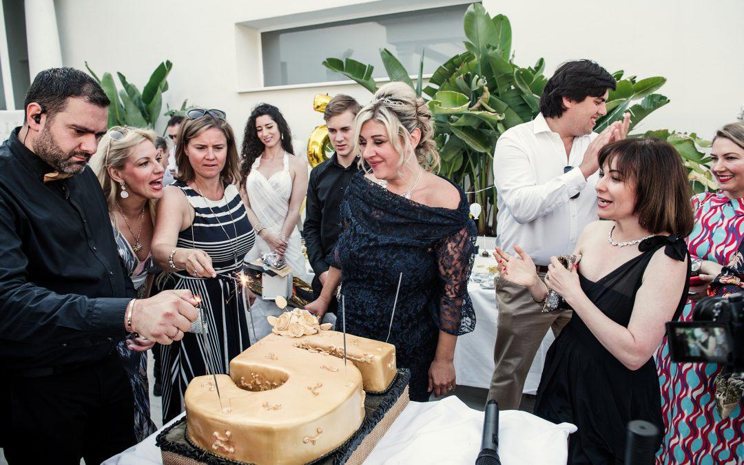 Luks Marbella celebra su 5 Aniversario en Kitch Social Club, Casa Rusia