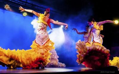 "новое шоу фламенко ""Estampas Flamencas"""