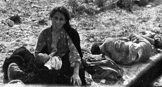 """""""Desbandá"""" – одно из самых трагичных событий Гражданской Войны"""
