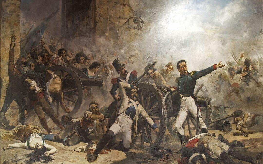 Мадридское Восстание 2 мая 1808 года