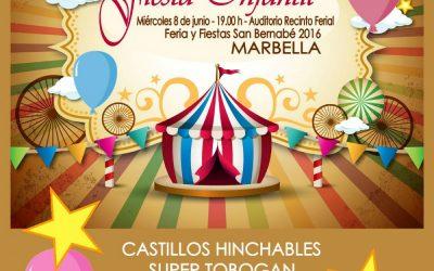 San Bernabe: городская ферия Марбельи 2016 (6-12 июня)
