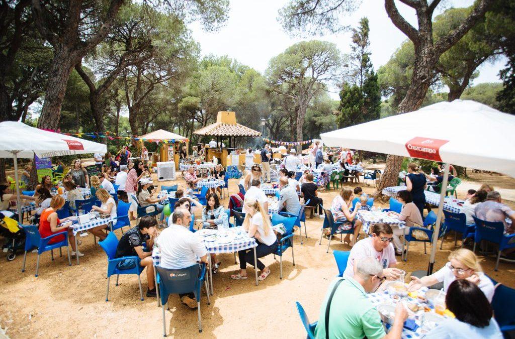 Приглашаем на грандиозный двойной праздник 19 мая – 5 юбилей Фестиваля-пикника и 6 годовщина Люкс Марбелья!