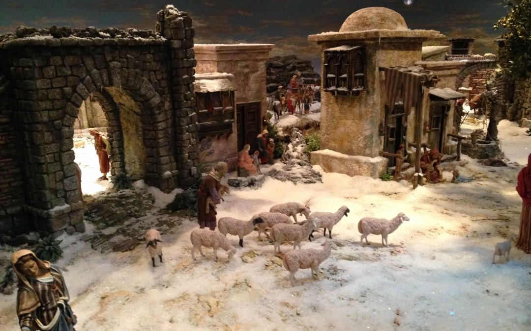 Рождество: Белены в Испании