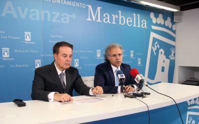 Визит в Марбелью представителей 19 стран Европейского Союза.