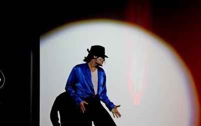 Выступление двойника Майкла Джексона в пуерто Банусе