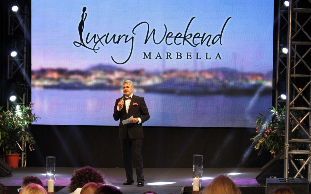 Marbella Luxury Weekend 2015 – Торжественное открытие 4 июня 2015