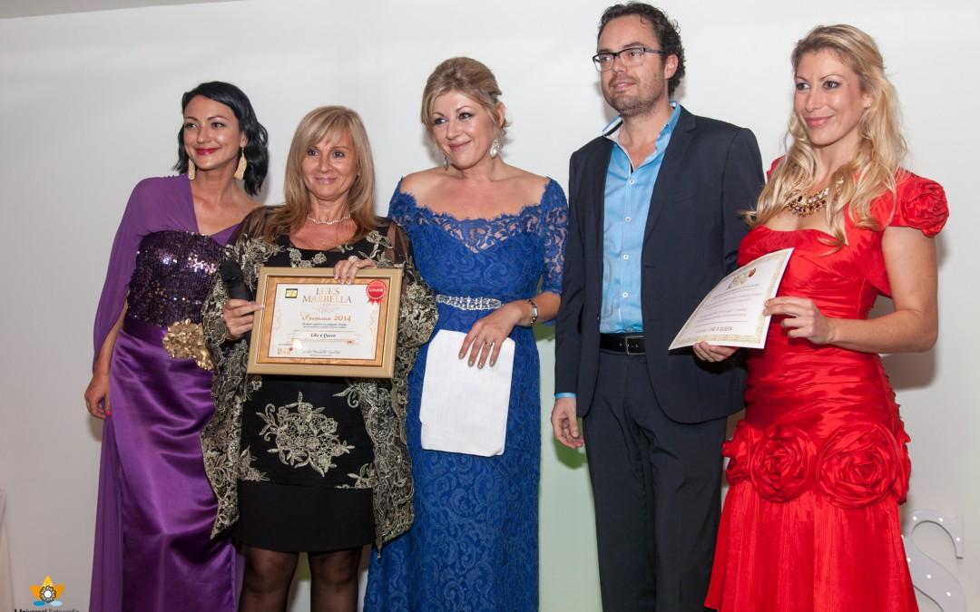 Победители Наград ВИП клуба Luks Marbella