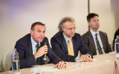 Юбилейная презентация юридической конторы г-на Олега Губарева с участием консула РФ