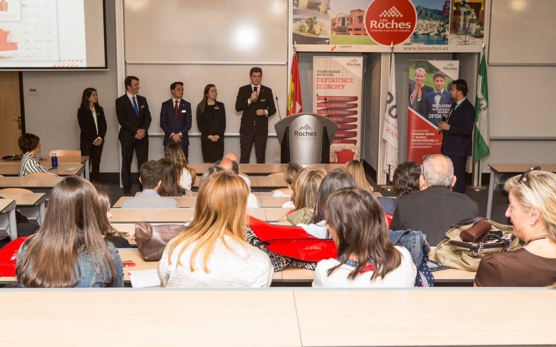 Международный университет Les Roches Marbella – день открытых дверей 2018