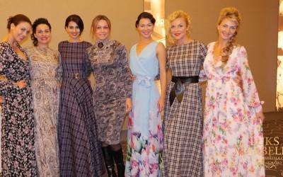 Марбелья стала первой стартовой площадкой для презентации коллекции мод Марьяны Камаловой в Испании