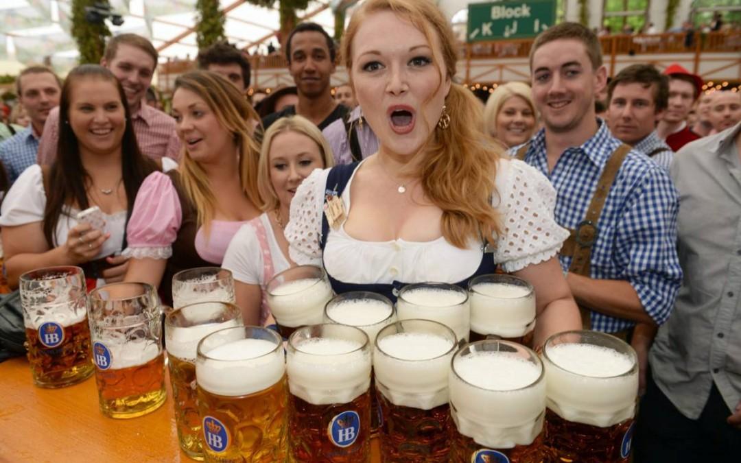 Немецкие страсти по пиву в Фуенгироле