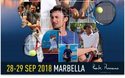Третий ежегодный теннисный турнир Senior Masters Cup