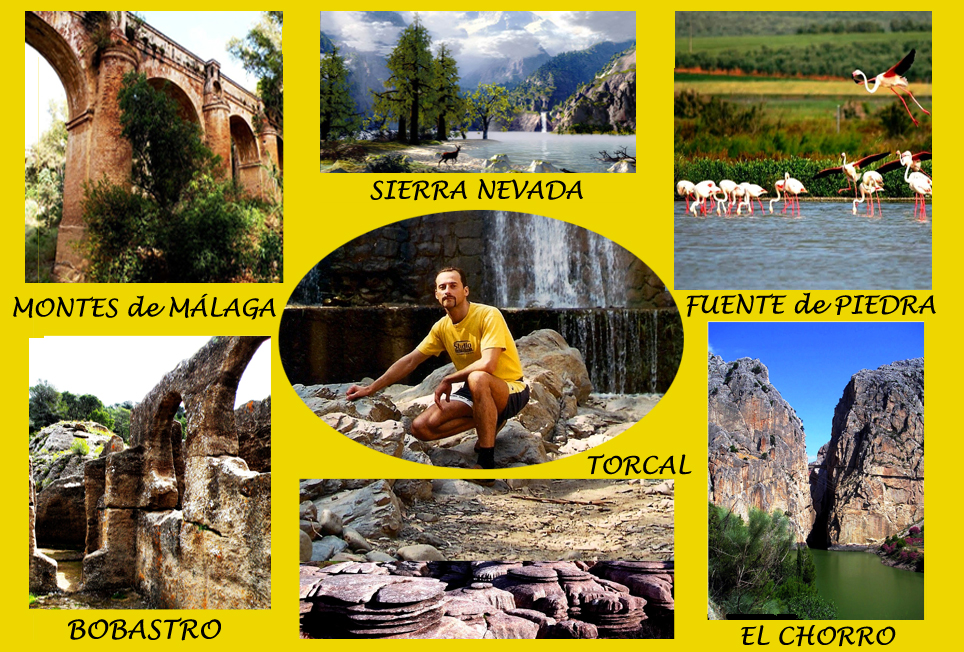 Добро пожаловать в Андалусию , дорогие путешественники.