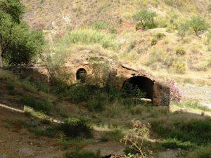 Развалины  купален