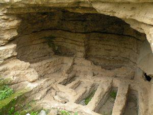 Римский некрополь. фото автора
