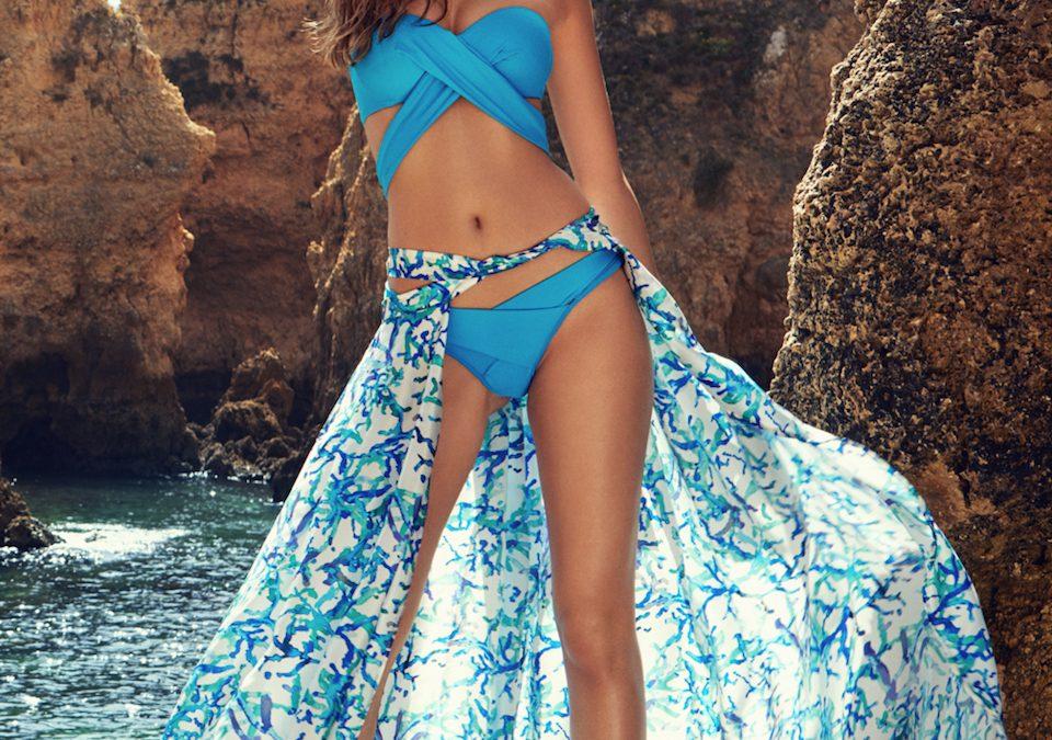 """La diseñadora Virginia Macari lanza su nueva colección de alta costura """"The Amore Collection"""" en Puente Romano, Marbella"""