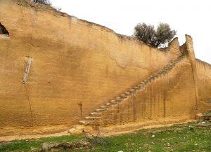 Загадочные сооружения Осуны. фото автора
