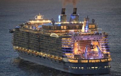 Завтра в Малагу прибудет Allure of the Seas – крупнейший в мире лайнер с 6,300 пассажирами