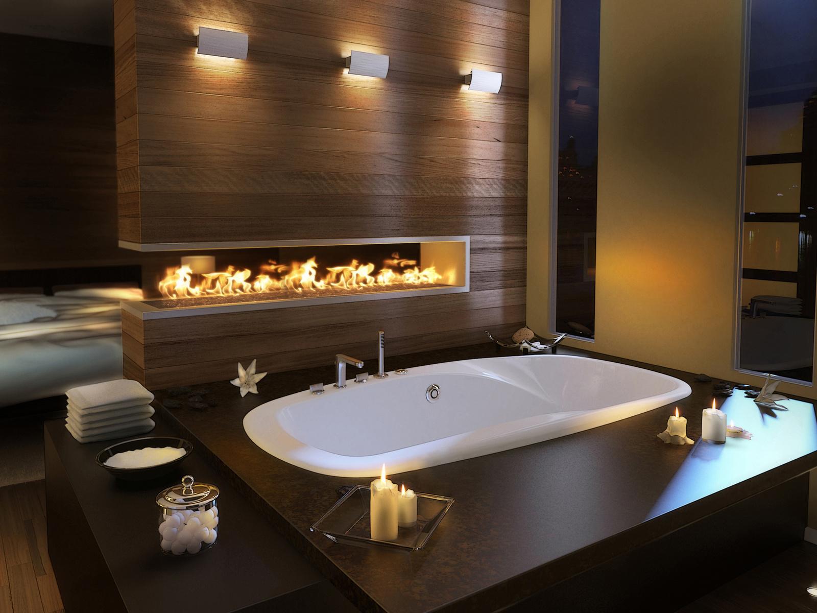 Фото интерьеры ванных комнат