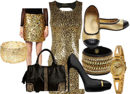 black and gold6