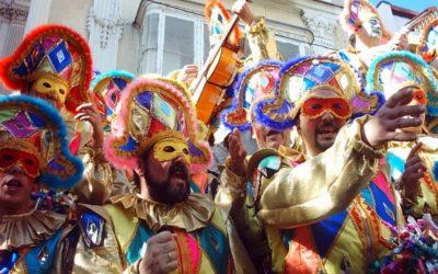 Карнавал в Испании