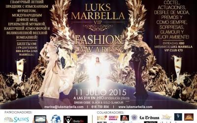 VOTA!! Luks Marbella Fashion Awards 2015
