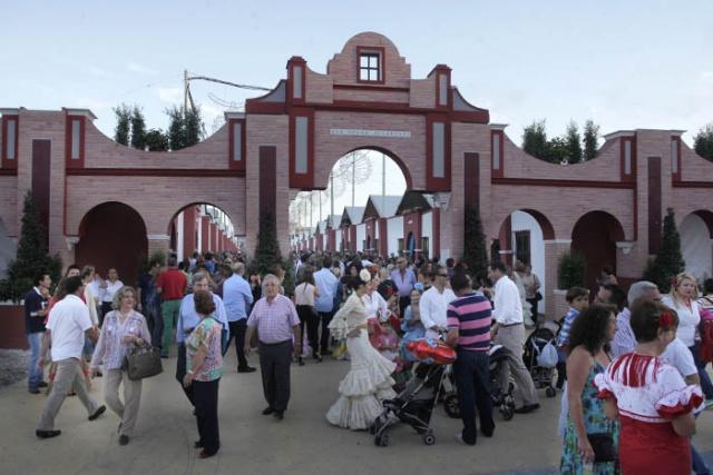 Праздники в Сан Педро: Feria San Pedro 2015