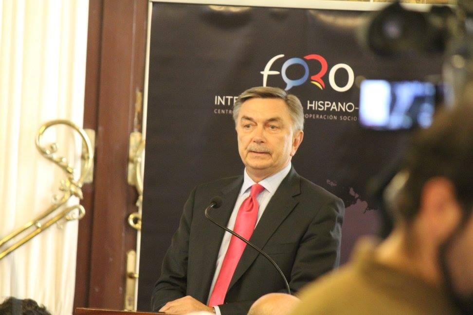Презентация Российско-испанского международного форума